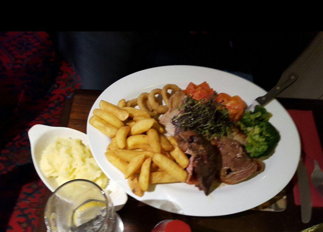 Good Food at The Seven Stars Pub/Restaurant